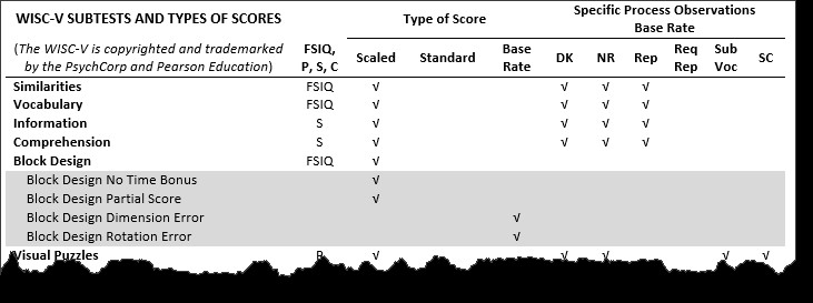 full iq test example pdf